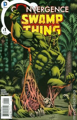 Convergence Swamp Thing (DC) 1A 2015 VF Stock Image