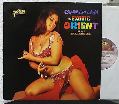 THE EXOTIC ORIENT IN THE FLESH  Faruk Salame Aboud Abdelaal  LP