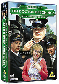 Oh Doctor Beeching! - Series 1-2 - Complete (DVD, 2009, 4-Disc Set)