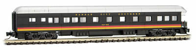 Micro-Trains MTL Z-Scale Heavy Business Car Kansas City Southern/KCS 'Kay See'