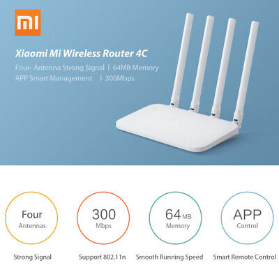 Xiaomi WiFi Amplifier Pro 2.4G Wireless Repeater Extender for Xiaomi Router F1P9