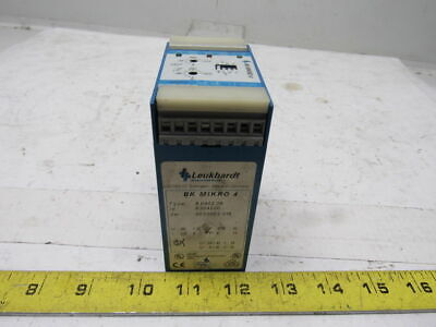 Leukhardt 8.0402.06 Time Delay Relay