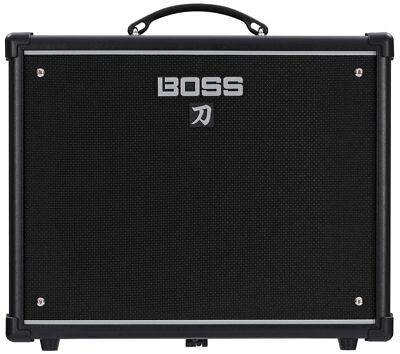 Boss KTN-50 KATANA Guitar Amplifier 50w, 1x12, 3 channels, FX, USB