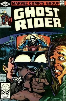 Ghost Rider (1st Series) #58 1981 FN Stock Image