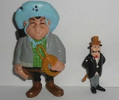 No 174 // 2 Lucky Luke Figuren - 5cm+7cm gross