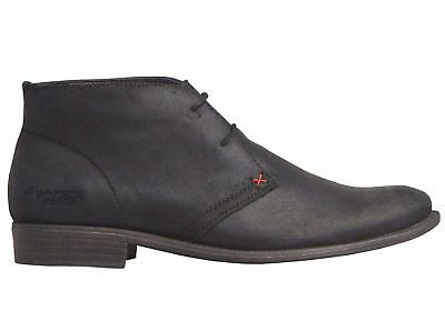 New Windsor Smith Harvard Mens Comfortable Lace Up Fashion Dress Boots