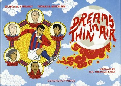 Dreams in Thin Air HC (Conundrum Press) #1-1ST 2017 NM Stock Image