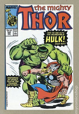 Thor (1st Series Journey Into Mystery) #385 1987 VF 8.0