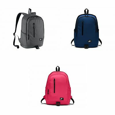 Nike Unisex All Access Soleday Rucksack (BS1249)