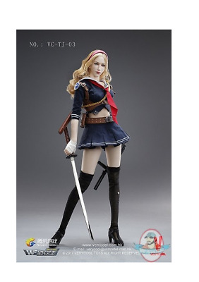 Very Cool 1:6 Wefire of Tencent Game Third Bomb Blade Girl VC-TJ03