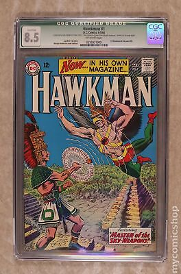 Hawkman (1st Series) #1 1964 CGC 8.5 QUALIFIED 0259331009