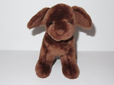 Douglas Brown Chocolate Labrador Lab Plush Stuffed Animal Puppy Dog
