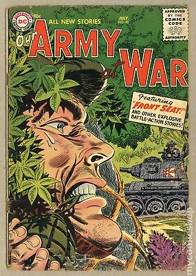 Our Army at War #48 1956 FR/GD 1.5