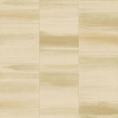Galerie Special FX Mirror Tile Effect Red Gold 10m Wallpaper G67741