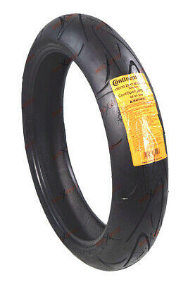 Continental Go Sport Motorcycle Tire Front 110//80-17 Vb Front Tubeless 29-0302