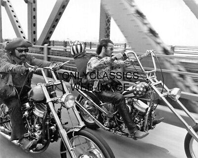 Easy Rider Harley Davidson Motorcycle Choppers Photo Peter Fonda Dennis Hopper