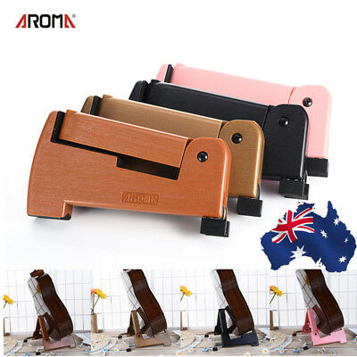 AU!! AROMA Second- Foldable And Retractable Guitar Bracket Multiple Guitar Stand