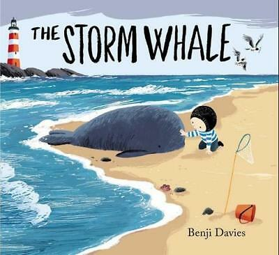 NEW The Storm Whale By Benji Davies Board Book Free Shipping