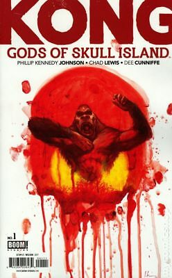Kong Gods of Skull Island (Boom) 1A 2017 NM Stock Image
