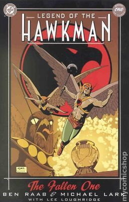 Legend of the Hawkman #1 2000 NM Stock Image