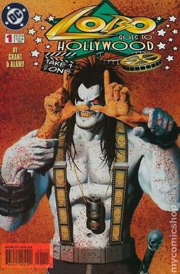 Lobo Goes to Hollywood #1 1996 FN Stock Image