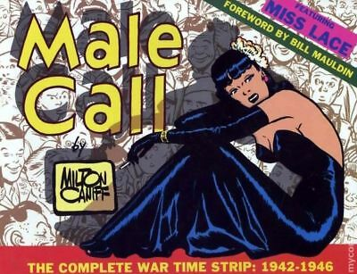Male Call TPB (Kitchen Sink) The Complete War Time Strip: #1-1ST 1987 VF