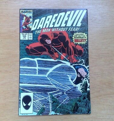 Daredevil #250 Marvel Comics Jan. 1988 Very Fine Cond Stan Lee