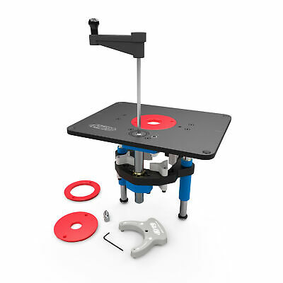 New kreg tools prs5000 precision router lift 29500 picclick kreg precision router lift prs5000 for table mounted routers keyboard keysfo Choice Image