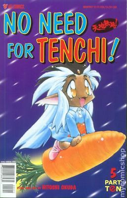 No Need for Tenchi! Part 10 #5 2001 VF Stock Image