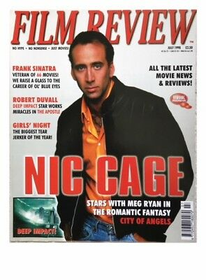 Film Review RIVISTA July 1998. NIC GABBIA
