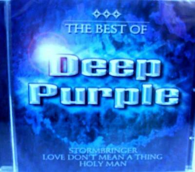 THE BEST OF DEEP PURPLE CD New Sealed 4769
