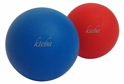 Kieba Massage Lacrosse Balls for Myofascial Release, Trigger Point Therapy, and
