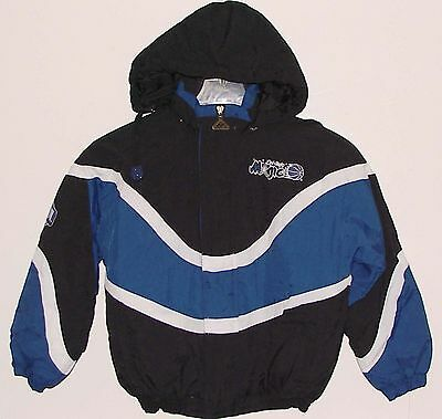 Vintage 90s YOUTH NBA Orlando MAGIC Apex One JACKET Back Patch NWT New Old Stock