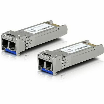 Ubiquiti U Fiber, Single-Mode Module, 10G, 2-Pack