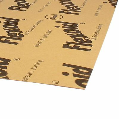 Flexoid Impregnated Gasket Paper 1mm Thick - 500mm Wide - Any Length