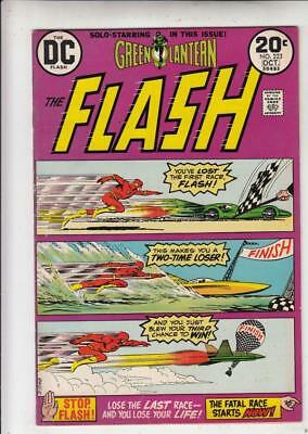 Flash, The  # 223  strict  VF/NM  appearance  Green Lantern Back-Up Story