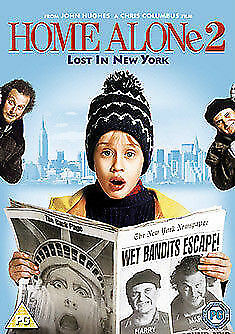 Home Alone 2 - Lost In New York DVD NEW DVD (0198901086)