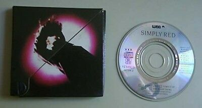 """Simply Red It's Only Love(3"""") Cd Single 3"""" Cd In 3"""" Card Box Pack Austria"""