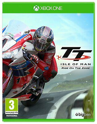 TT Isle of Man Ride on the Edge Microsoft Xbox One Game