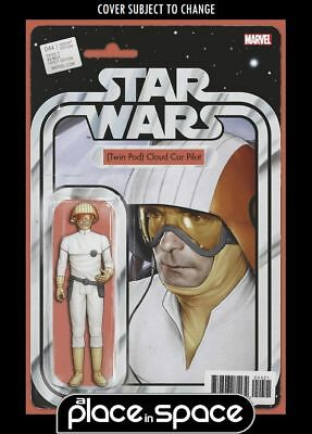 Star Wars, Vol. 2 (Marvel) #44B - Action Figure Variant (Wk10)