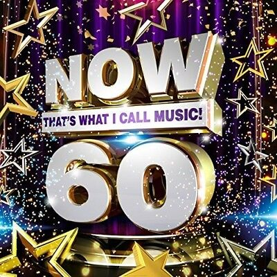 Various Artists - Now 60 / Various [New CD] Deluxe Edition
