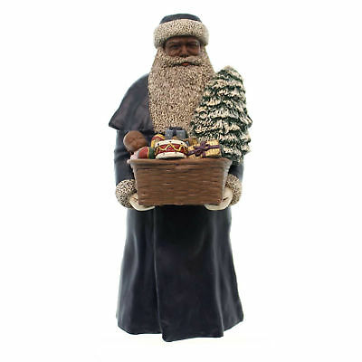 All Gods Children FATHER CHRISTMAS BLACK African American Santa Toys 1774