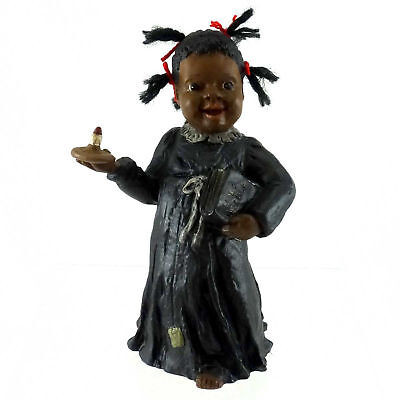 All Gods Children SELINA JANE Polyresin African American Yarn Hair 1338