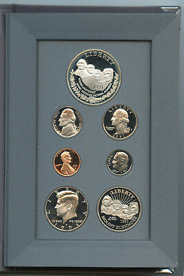 1991 Prestige Proof Coin Set - Mount Rushmore - US Mint Commemorative - AQ820