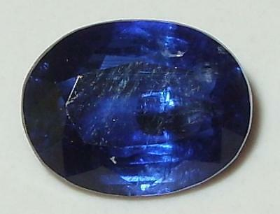 2.99ct Beautiful Top Quality Nepal Blue Kyanite Oval Cut SPECIAL