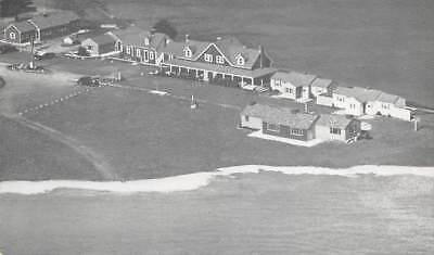 WEST YARMOUTH, CAPE COD, MA, 2 PC's, GREEN HARBOR COTTAGES OVERVIEW, c 1930-40s