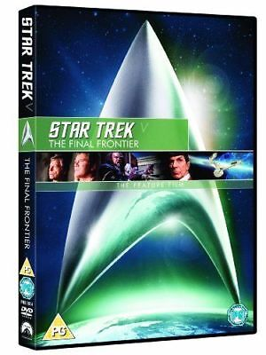 Star Trek - The Final Frontier DVD Neu DVD (PHE1014)