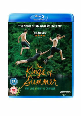 The Kings Of Summer Blu-Ray NEW BLU-RAY (OPTBD2646)