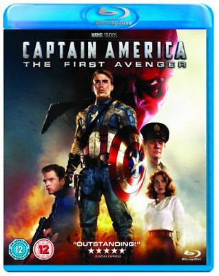 Captain America - The First Avenger Blu-Ray NEW BLU-RAY (BUY0212401)