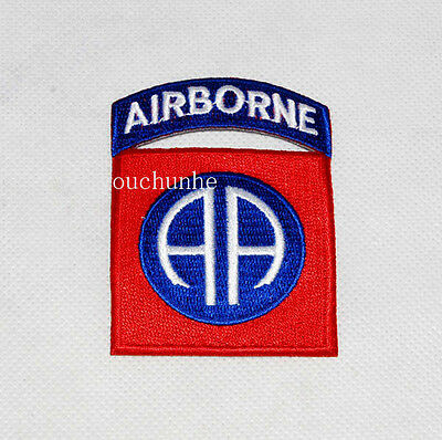 Ww2 Us Army 82Nd Airborne Division Paratrooper Shoulder Patch Badge -31939